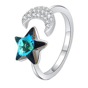 anillos de estrellas