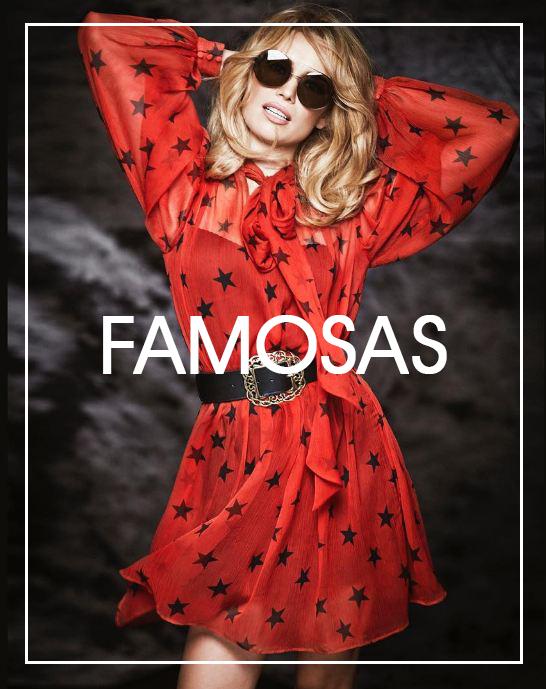 famosas y la moda de estrellas